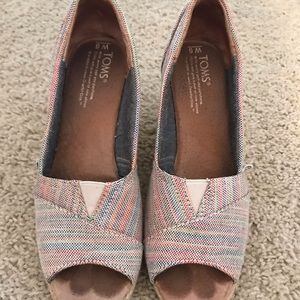 Women's Toms wedges